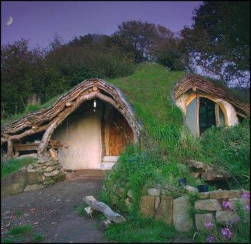 Hus i jord – hus av jord … om bruk av jord til husbygging