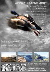 Summer Week Spiritual Ecology / Sommerwoche/ Internasjonal sommeruke: Meditasjonsforskning i praksis - Dialogforum om intuitiv erkjennelse @ Soleggen Fjellstue | Oppland | Norge
