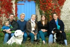 Familie Arzt 2012