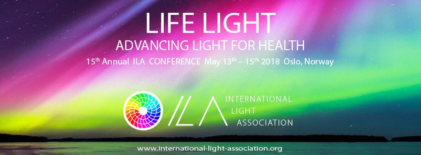 Lyset og livet; LIFE LIGHT konferansen i mai